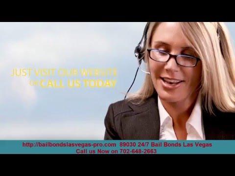 Las Vegas Bail Bonds 89030 Bail Services Nevada