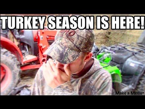 Turkey Hunting Ohio 2017!