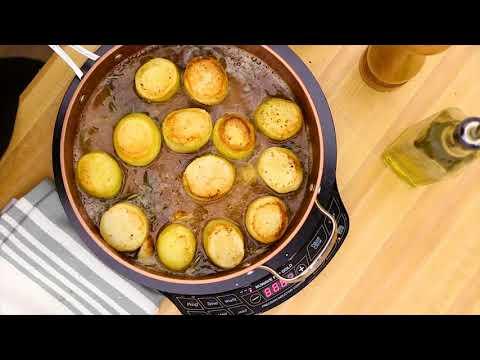 NuWave Cooking Club - Chicken & Potatoes Fondant Trailer