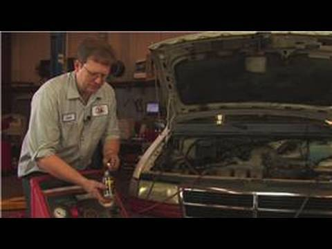 Auto Repair & Maintenance : How to Clean Fuel Injectors