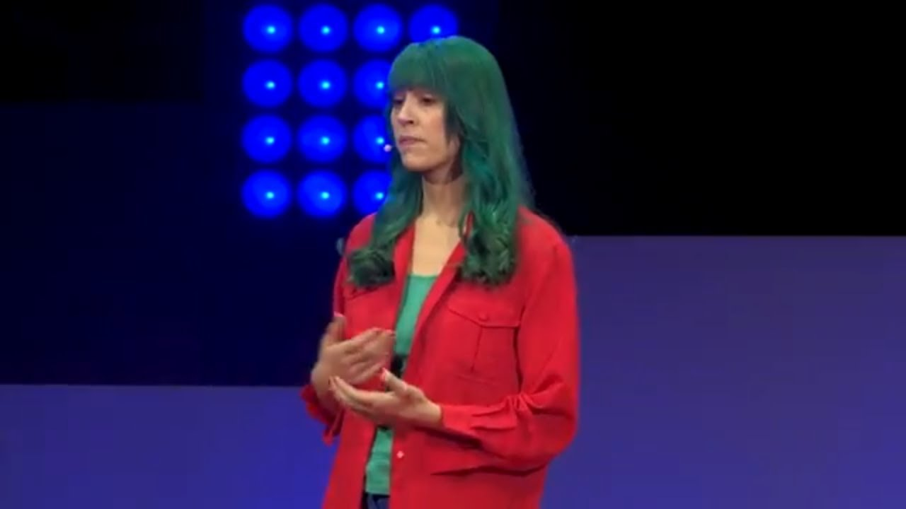 LGBTQ+ and Polyamory in Animals: Yes, It's Natural   Antonia Forster   TEDxBristol
