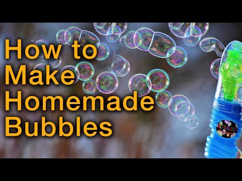 How to make homemade bubble in 2 min | DIY | Easy Craft