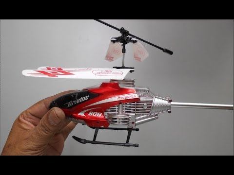 How To Repair Remote Control Helicopter - helicopter को कैसे ठीक करें