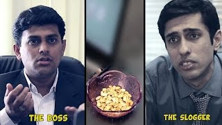 Asking for Salary Increment | Office Blues | Fokat Friday