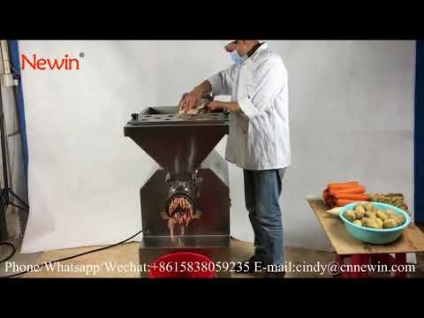 Automatic Fresh meat grinder machine