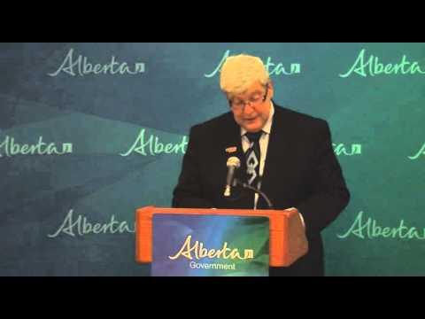 Minster Hancock shares Alberta's plan for ending child poverty