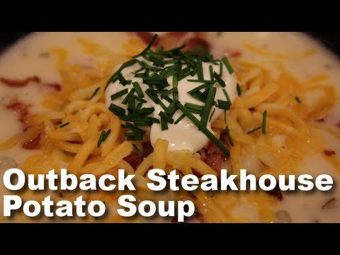 Outback Steakhouse Potato Soup Recipe