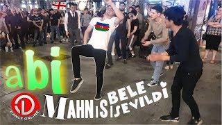 Azerbaycanlilarin reqsi Gurcustanda cox Sevildi...❤