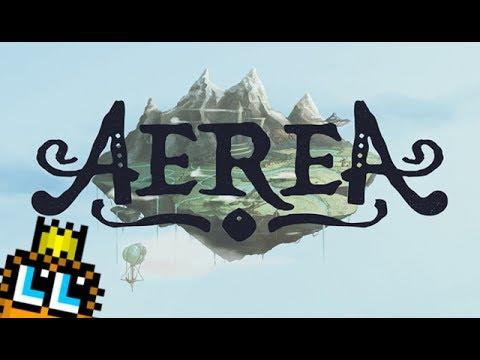 AereA PS4 Gameplay