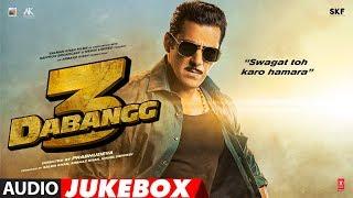 DABANGG 3 Full Album | Salman Khan, Sonakshi Sinha | Audio Jukebox