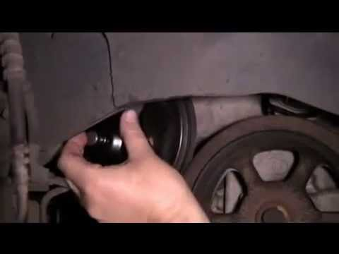 Water Pump 2006 Chrysler Town And Country Touring