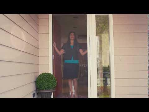 Andersen LuminAire™ Retractable Screen Door Promo Video