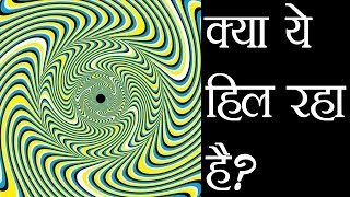 क्या ये हिल रहा है ? Moving Optical Illusion Explanation and Other Facts - TEF Episode 14