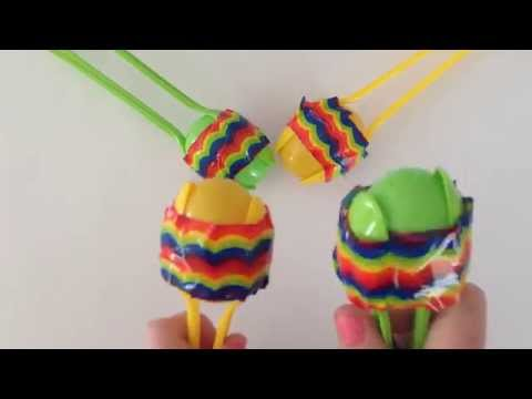DIY Maracas...make your own Instruments at home!