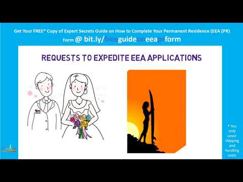 Requests to Expedite EEA Applications (for EEA Nationals and Their Family Members)