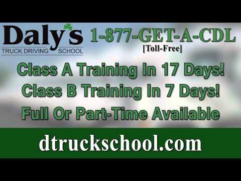 Premier Driving School   Daly's Truck Driving School   Buford, GA