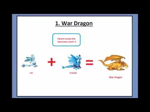 How to Breed War Dragons in Dragon City!!!