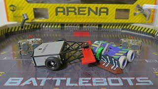 UNBOXING & LETS PLAY - BATTLEBOTS ARENA -  by HEXBUG - FULL REVIEW!