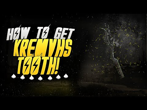 Fallout 4 - How to get kremvhs tooth!