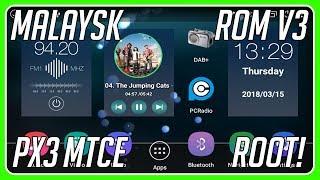 Malaysk Rom PX3 Android 7 1 2 MTCD - MTCE