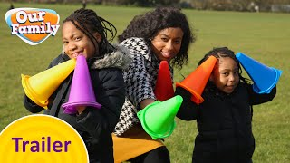 Our Family Series 6 Episode 11 Promo   CBeebies