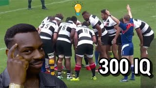 High IQ Moments in Rugby