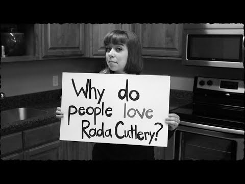 Why People Love Rada Products - Fundraising Idea | RadaCutlery.com