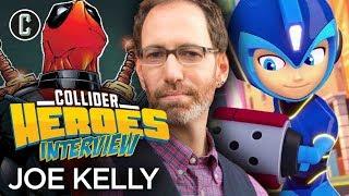 Man of Action's Joe Kelly Talks Deadpool, Mega Man, and Poughkeepsie