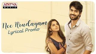 Nee Hrudayam Song Promo    Pressure Cooker Movie    Sai Ronak   Preethi Asrani   Sunil Kashyap