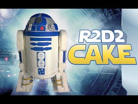 Pastel de Star Wars    STAR WARS FONDANT CAKE