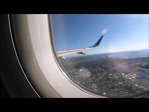 From Boston to Aruba in 1 minute
