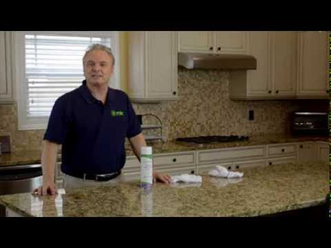 How to Clean Granite Counter Top
