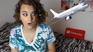 PANICKING OVER PLANES
