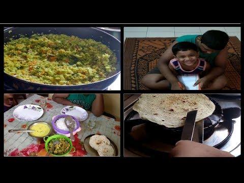 Kerala Woman Lunch Routine Vlog / No - 16