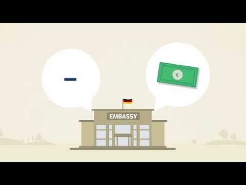 How to Get a German Visa ?