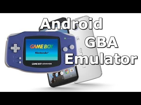 How to Get Gameboy Advance Emulator on Android
