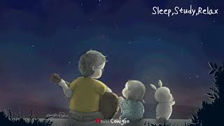 [Study Sleep Relax 💖] M loves Coniglio nostalgic, cozy, soothing, stress relief, meditation monoman