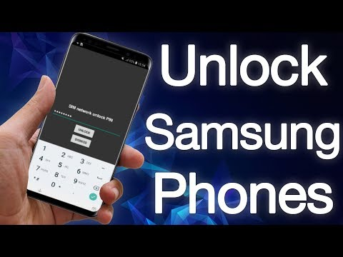 How to Unlock Galaxy S9/S9 Plus Any Carrier Worldwide - Get Samsung Unlock PIN & PUK Code