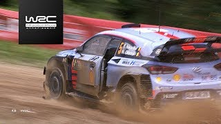 WRC - Kennards Hire Rally Australia 2017: Power Stage Highlights