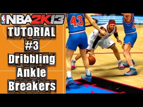 NBA 2K13 Ultimate Dribble Tutorial: How To Do Ankle Breakers & Crossovers