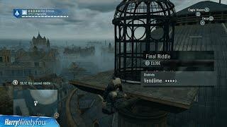 Assassin's Creed Unity - Nostradamus Enigma Walkthrough: Venus