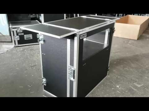 Flight-case Stand DJ