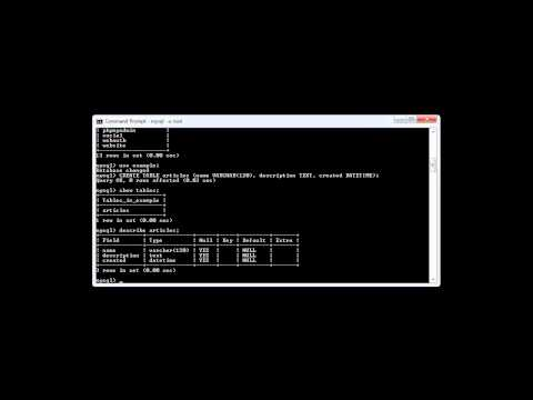 MySQL: What is NULL?