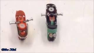 Cách Làm Xe Moto Đơn Giản Bằng Chiếc Bật Lửa