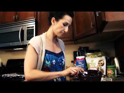 Peanut Butter Oatmeal Cookies - Bodybuilding Recipe