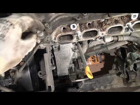 How to Disconnect engine Minus Cables