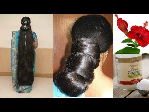 DIY- Hibiscus Flower Hair Oil | Fast Hair Growth | Get Long And Strong Hair