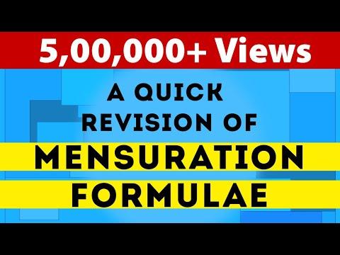 Amazing Tricks To Understand Mensuration Formulas | Geometry | Math | LetsTute