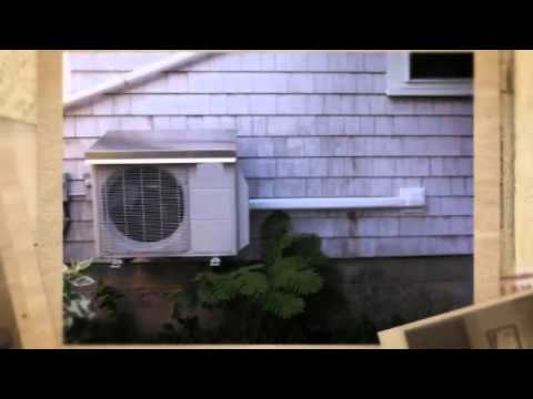 5 Ton Mini Split AC (Heating and Air Conditioning).