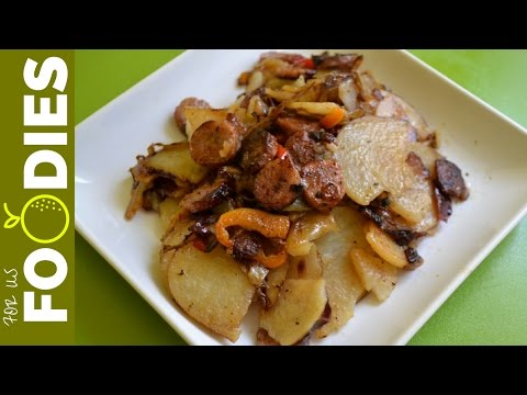 Home Fries Recipe - The Worlds GREATEST